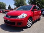 2009 Nissan Versa ALLOYS & NEW TIRES AUTO 1.8SL in St Catharines, Ontario