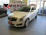 2014 Cadillac ATS 2.0 Turbo Luxury in Ottawa, Ontario