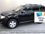2011 Ford Escape 4WD XLT V6 AUTOMATIC! POWER PKG! ALLOYS! 4x4 SUV in Guelph, Ontario