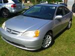 2002 Honda Civic SI/5 speed manual/sunroof/Alloys in North York, Ontario