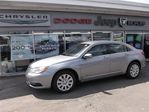 2014 Chrysler 200 LX with Chrysler Warranty in Amherst, Nova Scotia