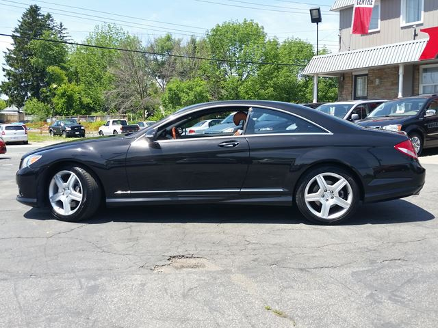 2009 mercedes benz cl class cl550 amg 4matic designo for Mercedes benz scarborough