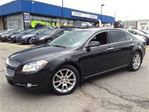 2011 Chevrolet Malibu LTZ,LEATHER, HEATED SEATS,MOONROOF. in Brampton, Ontario
