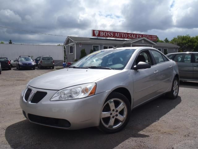2008 pontiac g6 oshawa ontario used car for sale 1788181. Black Bedroom Furniture Sets. Home Design Ideas