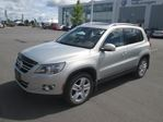 2011 Volkswagen Tiguan Highline 6sp at Tip 4M in Nepean, Ontario