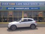 2010 Infiniti EX35 PREMIUM JOURNEY LOW K'S NO ACCIDENTS PERFECT CAR! in North York, Ontario