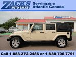 2011 Jeep Wrangler Unlimited Sahara in Truro, Nova Scotia