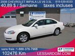 2008 Chevrolet Impala LS in Shawinigan, Quebec