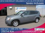 2012 Chevrolet Orlando LT in Shawinigan, Quebec