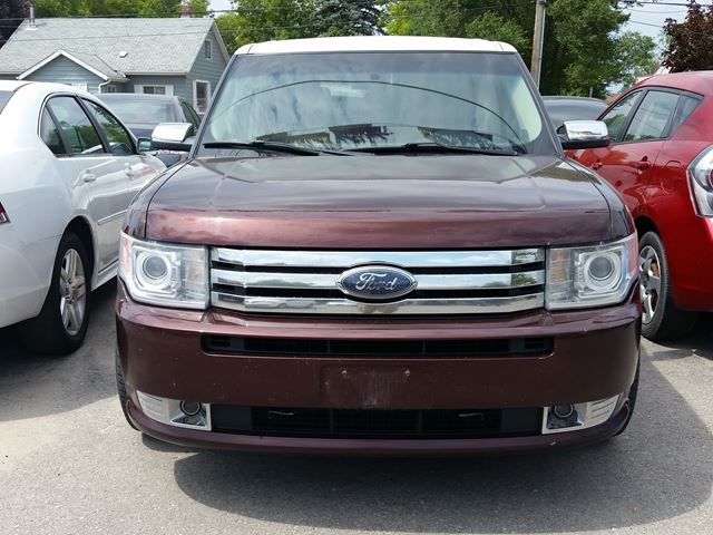 2009 ford flex limited keswick ontario used car for. Black Bedroom Furniture Sets. Home Design Ideas