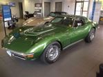 1972 Chevrolet Corvette Stingray Leather Tilt Steering Classic in Burlington, Ontario