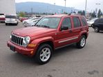 2006 Jeep Liberty Limited 4DR 4x4 in Vernon, British Columbia