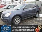 2013 Chevrolet Equinox LS AWD *Chrome* in Winnipeg, Manitoba