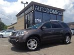 2007 GMC Acadia SLT AWD NAVIGATION DVD LEATHER Canadian in Mississauga, Ontario