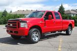 2006 Ford F-350 FX4 DIESEL 4x4 LEATHER SUNROOF in Ottawa, Ontario