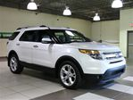 2011 Ford Explorer LIMITED  4WD CUIR in Saint-Leonard, Quebec
