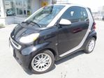 2011 Smart Fortwo Passion/CONVERTIBLE/AUTOMATIC/KEYLESS ENTRY/ in Brampton, Ontario