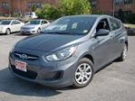 2012 Hyundai Accent GL in Barrie, Ontario