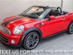 2012 MINI Cooper Ron CONVERTIBLE! 6-SPD MANUAL! ONLY 6,000KM!! Conv in Guelph, Ontario