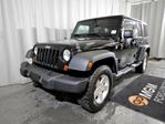 2013 Jeep Wrangler Unlimited Sport in Red Deer, Alberta