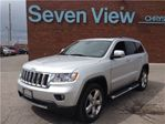 2011 Jeep Grand Cherokee Overland,Leather,Sunroof,NAV in Concord, Ontario