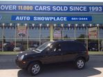 2009 Hyundai Tucson LEATHER, ROOF, NAVI, DVD, ONE OWNER, NO ACCIDENTS! in North York, Ontario
