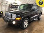 2010 Jeep Commander SPORT*4WD*NAVIGATION*LEATHER*ROOF*SKY-VIEW*HEATED SEATS*CLIMATE CONTROL*PHONE CONNECT*SIRIUS SAT RADIO*CRUISE*BACK UP CAMERA*7 PASSENGER* in Cambridge, Ontario