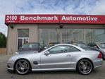 2003 Mercedes-Benz SL-Class KEYLESS GO-AMG PKG-A/C SEATS-CARBON PKG-CDN in Scarborough, Ontario