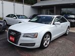 2013 Audi A8 3.0T (Tiptronic) in Barrie, Ontario