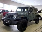 2014 Jeep Wrangler Unlimited Sport NEW 4X4 KEYLESS ENTRY A/C SAT RADIO CD/MP3 PLAYER in Thornhill, Ontario