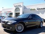 2011 BMW 5 Series XDRIVE NAV SUNROOF LEATHER PARK ASSIST HTD SEATS in Thornhill, Ontario