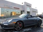 2011 Porsche 911 4S LOADED CONVERTIBLE AWD NAV 385HP SPORT CHRONO GAUGE in Thornhill, Ontario