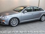 2010 Audi A6 AWD QUATTRO w/ SUNROOF! LEATHER! CAMERA! Sedan in Guelph, Ontario