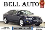 2008 Audi A6 3.2 NAVIGATION BACKUP CAMERA PREMIUM PKG in North York, Ontario