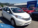 2014 Nissan Versa FWD Auto w/ Backup Camera & Cruise Control in Coquitlam, British Columbia