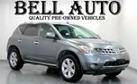 2007 Nissan Murano SE LEATHER SUNROOF AWD in Toronto, Ontario