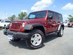 2009 Jeep Wrangler Unlimited X in Belleville, Ontario