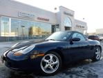 1997 Porsche Boxster CONVERTIBLE LEATHER PWR SEATS 201 HP PWR OPTS MANUAL in Thornhill, Ontario