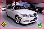 2011 Mercedes-Benz C-Class C300 NAVI / PREMIUM / 6 SPEED / SPORT in Woodbridge, Ontario