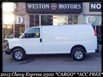 2013 Chevrolet Express CARGO*ACC FREE*ONLY 42KM* in York, Ontario