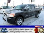 2013 Nissan Titan SV 4X4 *Crew/Chrome* in Winnipeg, Manitoba