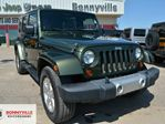 2008 Jeep Wrangler Unlimited Sahara in Bonnyville, Alberta