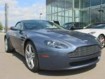 2009 Aston Martin Vantage Vantage V8 Roadster - Local trade in, one owner with no accidents, 420 horsepower and only 6500kms! in Edmonton, Alberta