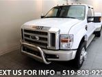 2008 Ford F-450  4WD DRW DIESEL KING RANCH! SUNROOF! LEATHER! 4x4 T in Guelph, Ontario