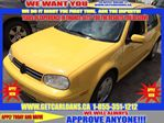 2007 Volkswagen City Golf MANUAL WINDOWS/LOCKS/MIRRORS* in Cambridge, Ontario