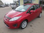 2011 Ford Fiesta FUEL EFFICIENT SE MODEL 5 PASSENGER HEATED SEATS.. SYNC TECHNOLOGY.. KEYLESS.. in Bradford, Ontario