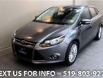 2013 Ford Focus TITANIUM w/ HEATED SEATS! CAMERA! SYNC! Sedan in Guelph, Ontario