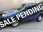 2009 Mazda Tribute 4WD V6 GT w/ SUNROOF! LEATHER! ALLOYS! 4x4 SUV in Guelph, Ontario