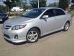 2013 Toyota Corolla S - ONE OWNER in Hamilton, Ontario