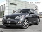 2010 Infiniti EX35 Luxury (A5) in Mississauga, Ontario